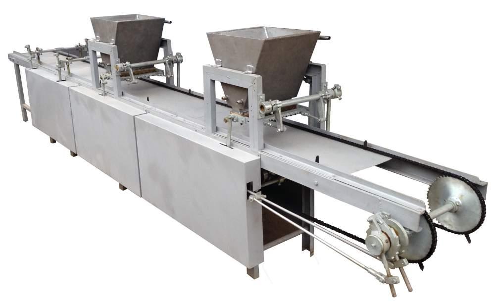 Автоматические линии по производству крахмала