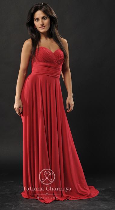 На купить красивое длиное платье