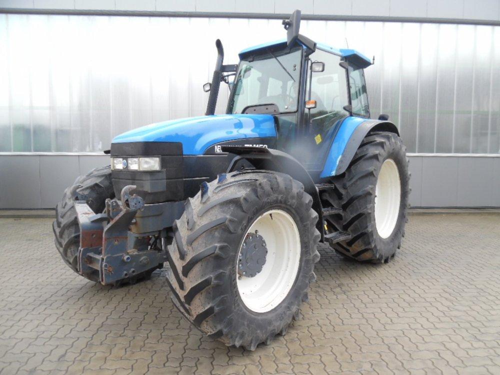 Купить Трактор New Holland TM 150 2001 года