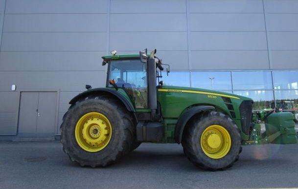Купить Трактор John Deere 8530 2007 года