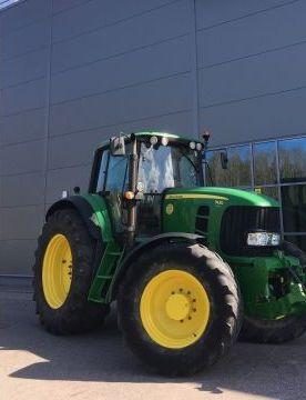Купить Трактор John Deere 7430 2010 года