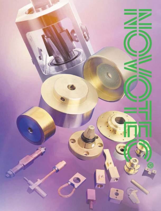 Запчасти Novotec для электроэрозионных станков