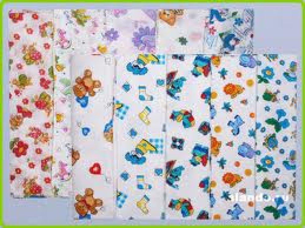 Пелюшки для немовлят ситцеві b89ac072632d5