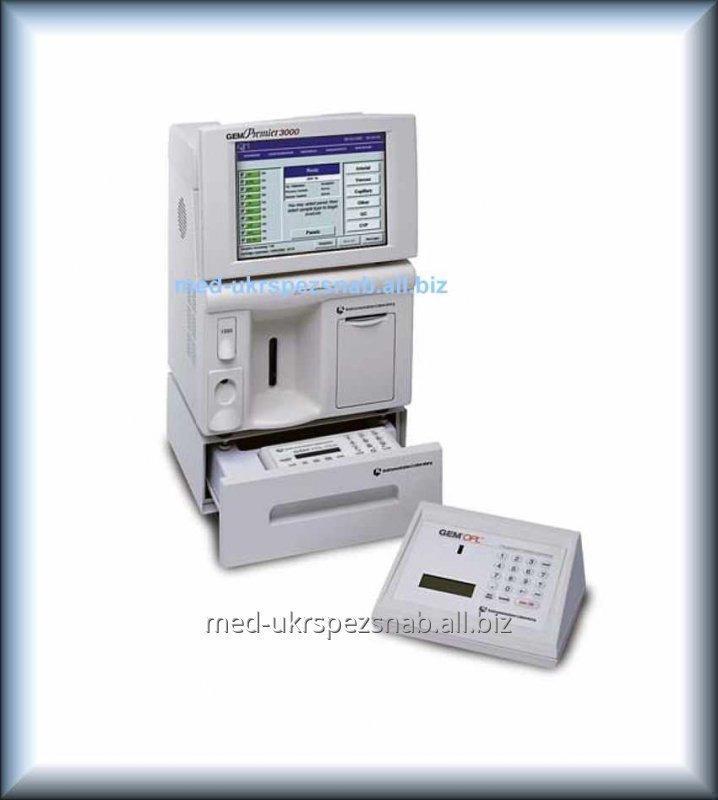 Buy Blood gases and electrolytes Analyzer GEM Premier 3000 Instrumentation Laboratory