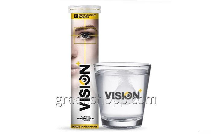 Средство для восстановления зрения Vision+Вижн плюс