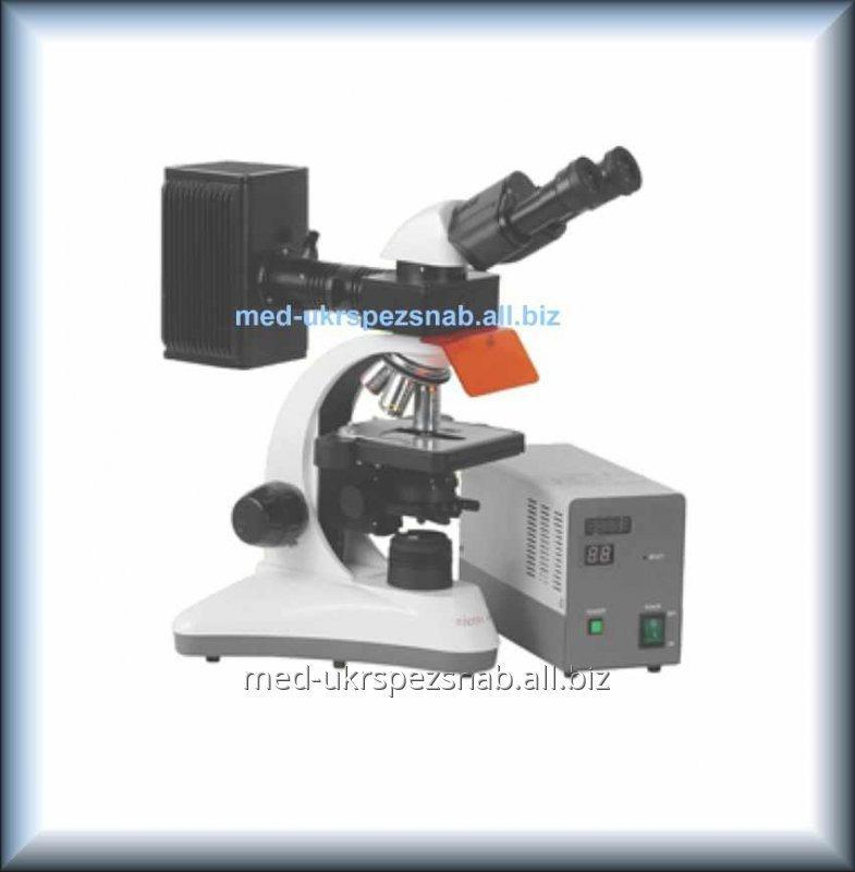 Купить Бинокулярный люминесцентный микроскоп MCX 300 Orchid HBO Micros