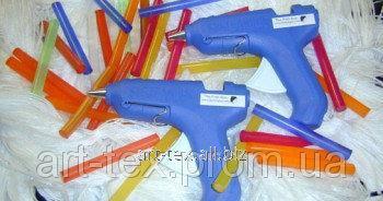 Пистолет для термоклея 11мм 60W**