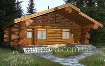 Купить Новый деревянный дом Дикарь