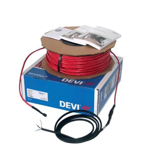 Двухжильный нагревательный кабель Devi flex 6T арт.: 92474