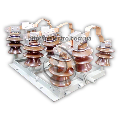 Buy Disconnector RLN-10 - line isolator, outdoor installation type chopping
