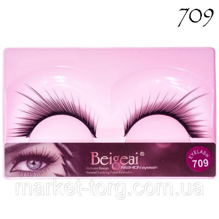 False Eyelashes Of Beigeai With Glue 709 Dak19878 Buy In Kharkov