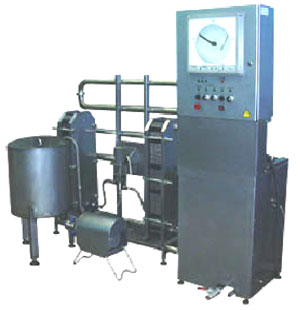 Buy Set of the equipment for pasteurization of IPKS-013
