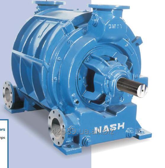 Купить Водокольцевые вакуумные насосы Nash. Водокольцевые вакуумные насосы