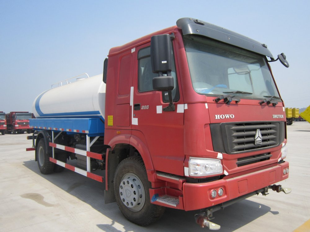 Buy Water carrier of SINOTRUK HOWO 6X4 280HP WATER TANKER TRUCK