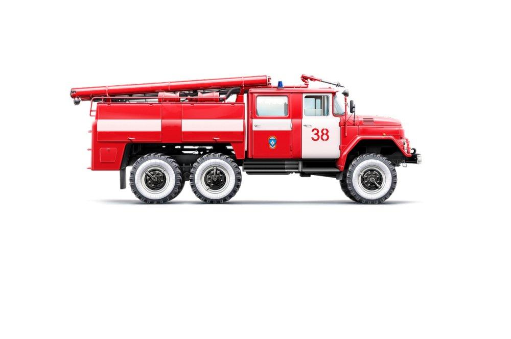 Купить Гидравлика на пожарные машины с алюминиевым баком