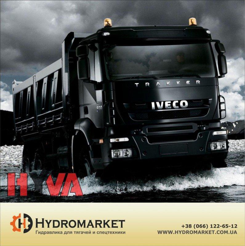 Купить Гидравлический набор Hyva на Iveco КПП ZF с алюминиевым баком
