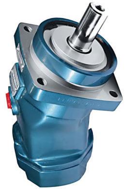 Купить Аксиально-Поршнево гидромотор H1C P020 ME SAG F P1 DX HidroDinamik