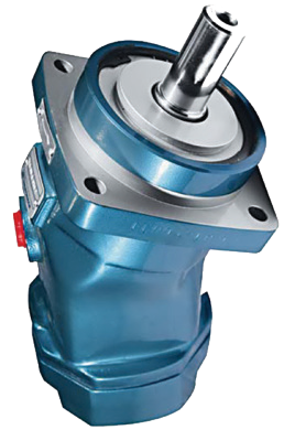 Купить Аксиально-Поршнево гидромотор H1C P040 ME SAI F P1 HidroDinamik