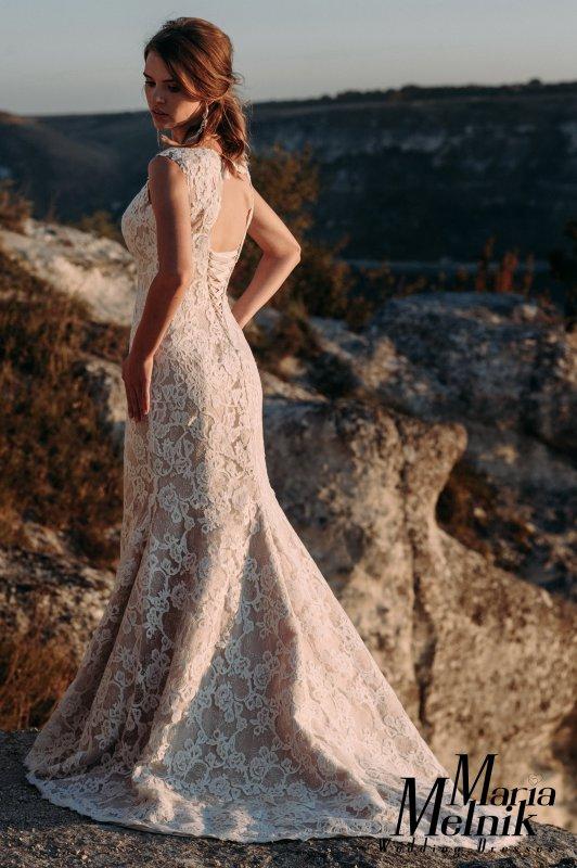 Купить Свадебное платье русалка