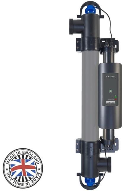 Ультрафиолетовая установка Elecro Steriliser UV-C E-PP2-55 55Вт с индикатором срока службы лампы