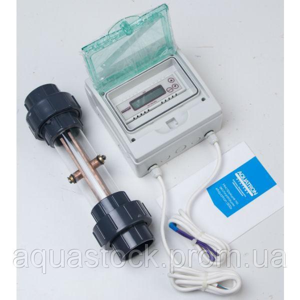 ИОнизатор меди и серебра Aquatron i500
