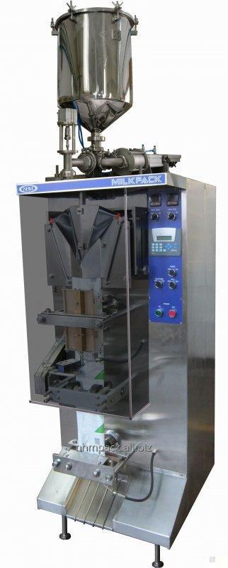Купить Милкпак 1500, оборудование для фасовки молока в ПЭ пакет-подушка