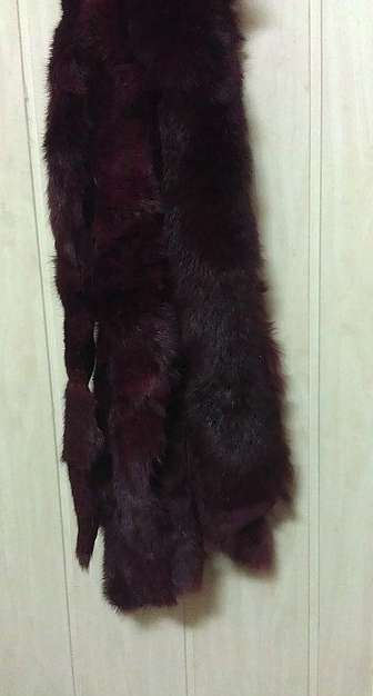 Rabbit fur Shearling