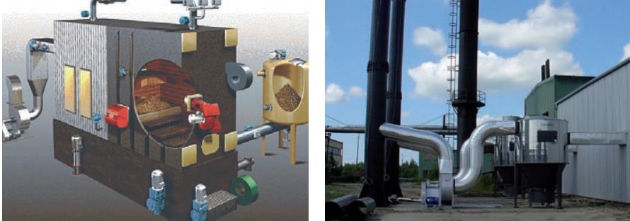 Оборудование для систем теплоснабжения