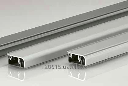 Плинтус кухонный алюминиевый, мини