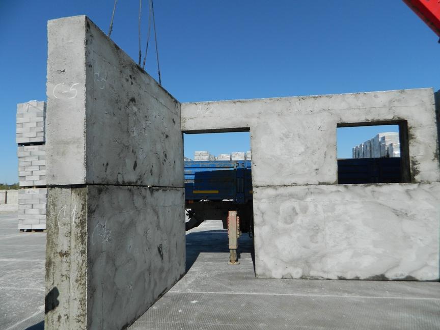 Стеновые панели ПС6-К