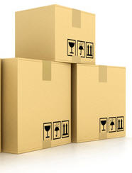 Упаковка из бумаги и картона : гофротара, Житомирский картонный комбинат