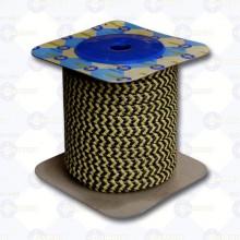 БЕЗАСБЕСТОВАЯ НАБИВКА ГИБРИДНАЯ GAMBIT тип 6086 ZEBRA (аналог – набивки сальниковой АПР, АФТ)