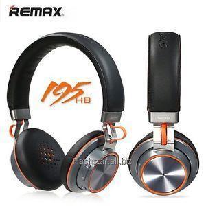 Купить Наушники Remax Bluetooth RB-195HB