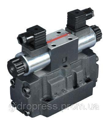 Гидрораспределитель с электро-гидравлическим управлением HP-4WEH-10-J-D24Z5