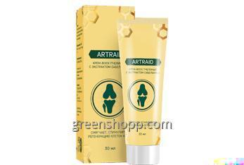 Крем от артрита и артроза Artraid Артрайд