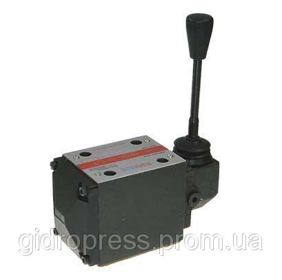 Гидрораспределитель плитового монтажа с ручным управлением - ED2 HP-J-4WMM6