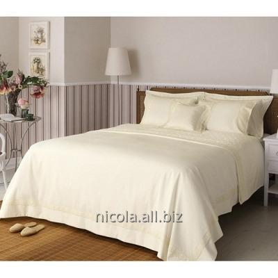 Купить Постельное белье сатин, отельный текстиль