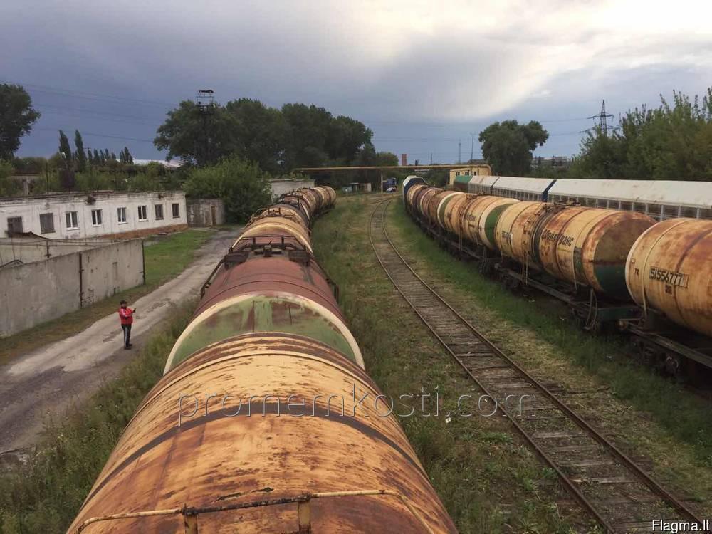 Vagoane cisternă