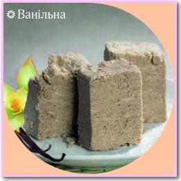 Χαλβά ηλιέλαιο Βανίλια 3 kg