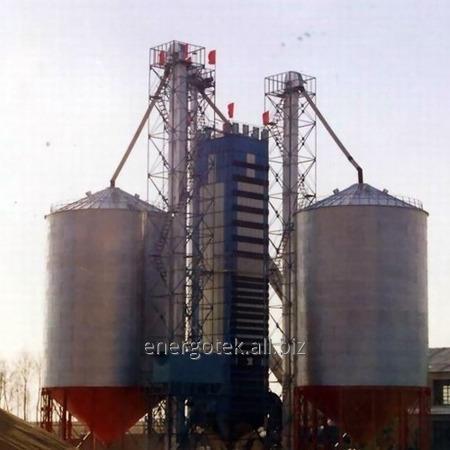 Охладитель зерна