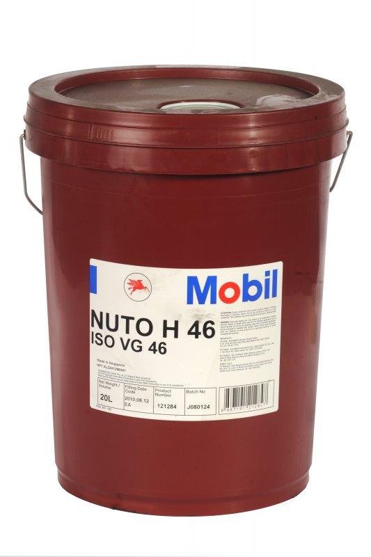 Масло гидравлическое Mobil Nuto H 46