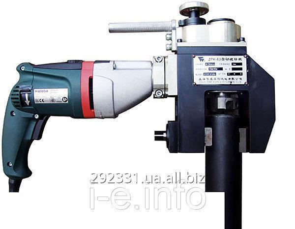 Кромкофрезерные машины для торцевания труб малого диаметра