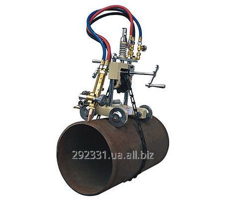 Машина для газовой резки труб CG2-11G, ручной привод