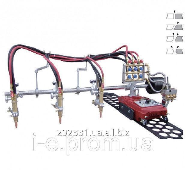 Машина термической резки для раскроя листов на полосы GCD3-100