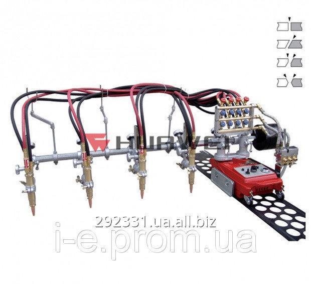 Машина термической резки для раскроя листов на полосы GCD4-100