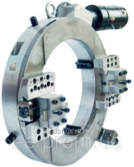 Орбитальные машины серии ISD для резки и торцевания труб