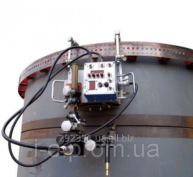 Орбитальный комплекс для механизированной сварки емкостей HK-11W