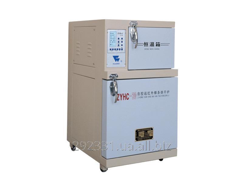 Печь для прокалки электродов с инфракрасным нагревом ZYHC-20B