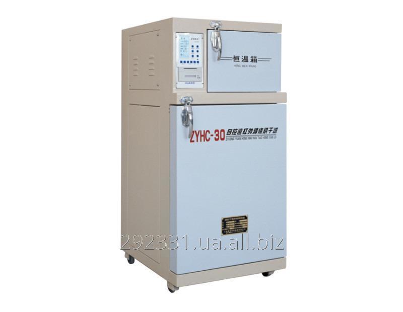 Печь для прокалки электродов с инфракрасным нагревом ZYHC-30