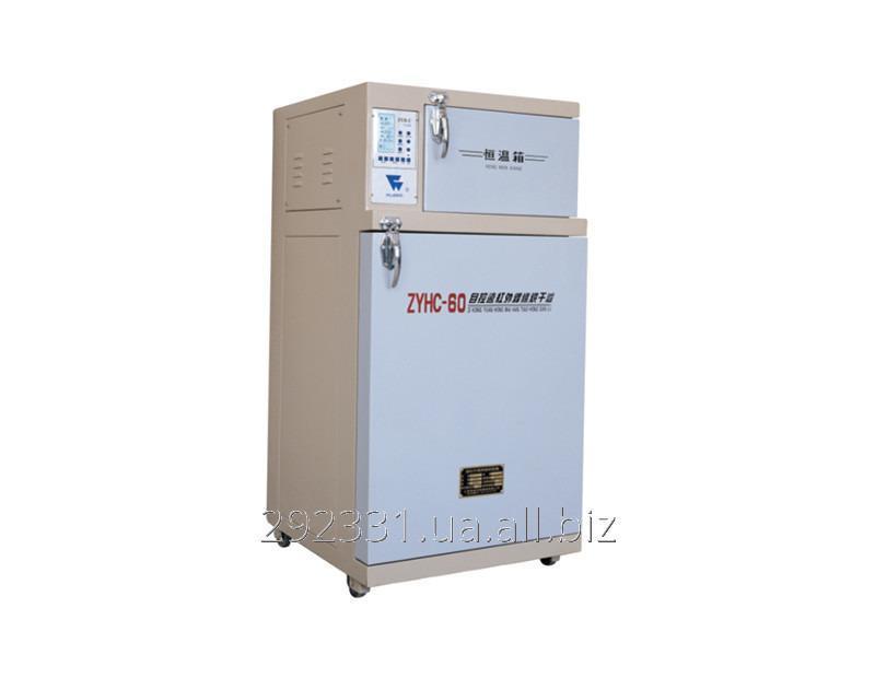 Печь для прокалки электродов с инфракрасным нагревом ZYHC-60B